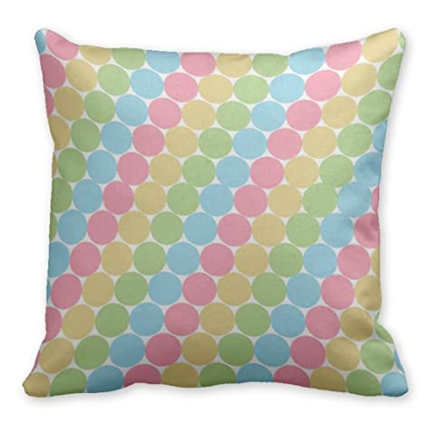 Zerobyte dove comprare online throw Pillow case Covers Candy Colored ...