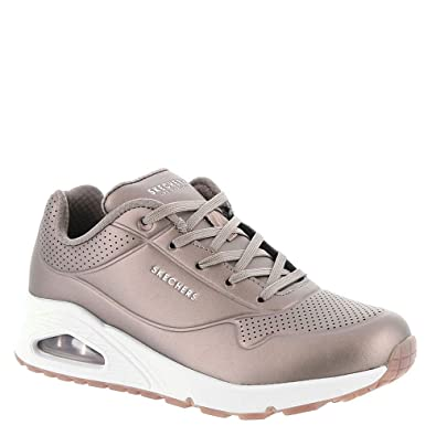 278c161cbd91 Skechers Women s UNO- Rose Bold Trainers