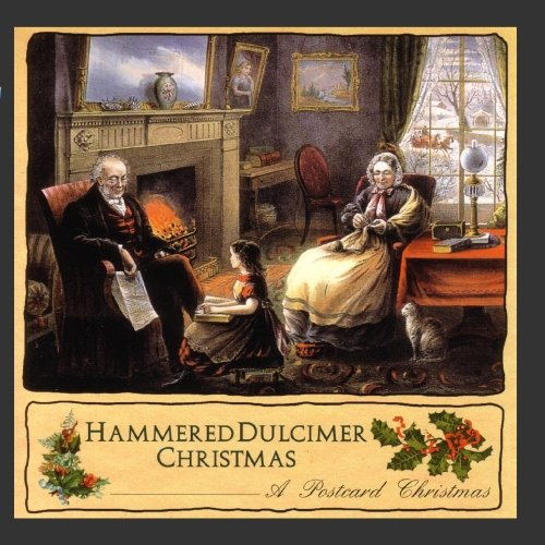 Pine Street Musicians Hammered Dulcimer Christmas Audio CD