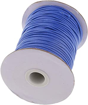 CHOUCHOU Colgante Pendientes 82M / Rollo de cordón de algodón ...