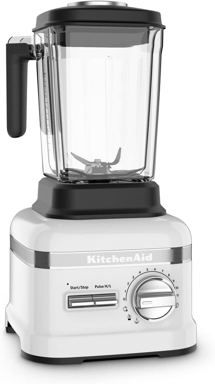 KitchenAid Pro Line Series Thermal Control Jar Blender, 3.5 HP, Frosted Pearl