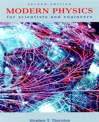 Modern Physics for Scientists and Engineers (Saunders Golden Sunburst Series)