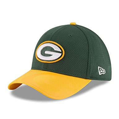 A NEW ERA Era NFL Sideline 39Thirty Grepac OTC Gorra Línea Green ...