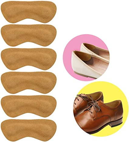 Leather Heel Grips Liner Cushions