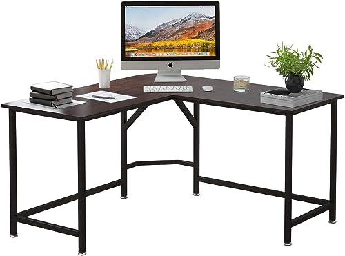 ELEGANT L-Shaped Desk Corner Computer Desk