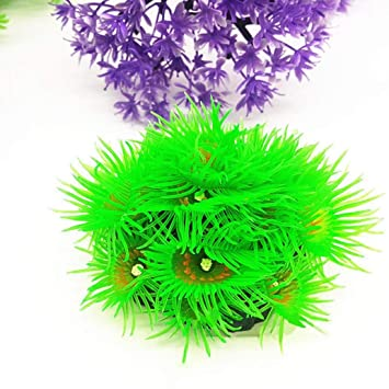 Buy Artificial Plastic Plants Aquarium Decor Artificial Faux Coral Plant Water Grass For Fish Tank Decoration Ornament Aquascape Online At Low Prices In India Amazon In