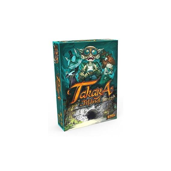 Amazon.com: Takara Island: Toys & Games