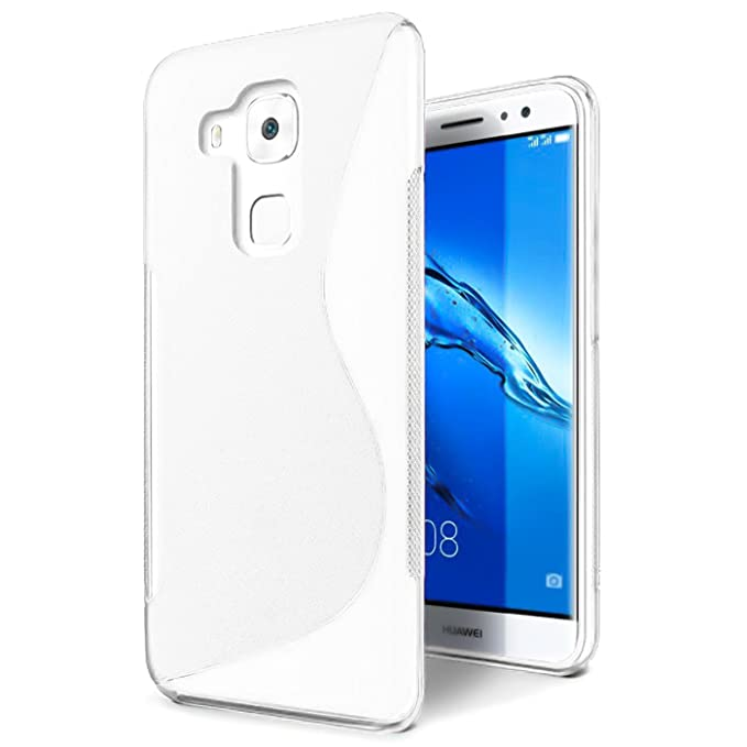 S-Line - Huawei Nova Plus Blanco Blanco: Amazon.es: Electrónica