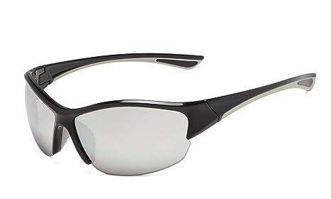 13db20e47c Eyekepper Half-Frame Deportivas Gafas De Sol Bifocales +2.50 Gafas De Sol  De Lectura