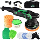 BATOCA Dual Action Polisher 21mm Orbital Buffer Polisher, 6 inches and 700w DA Polisher with Variable Speed, Sander…