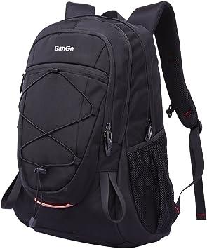 Zeewoo 40L Sac Randonnée Sac à Dos Trekking Imperméable Grande Capacité Sport Plein Air Camping Voyage Sac Decole College Daypack pour Homme Femme,