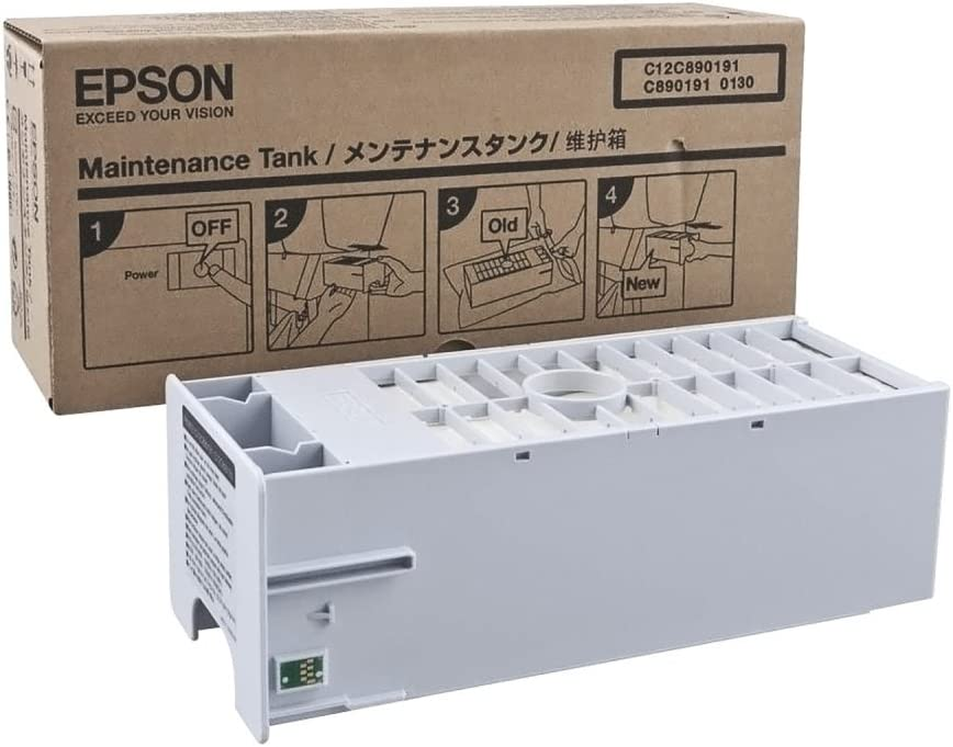 Epson C12C890191 Network Image Cartucho toner: Epson: Amazon.es ...
