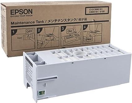 Epson C12C890191 Network Image Cartucho toner: Epson: Amazon.es: Oficina y papelería