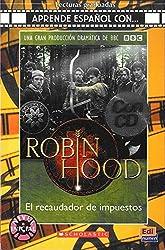 Robin Hood : el recaudador de impuestos : Nivel inicial (1CD audio)