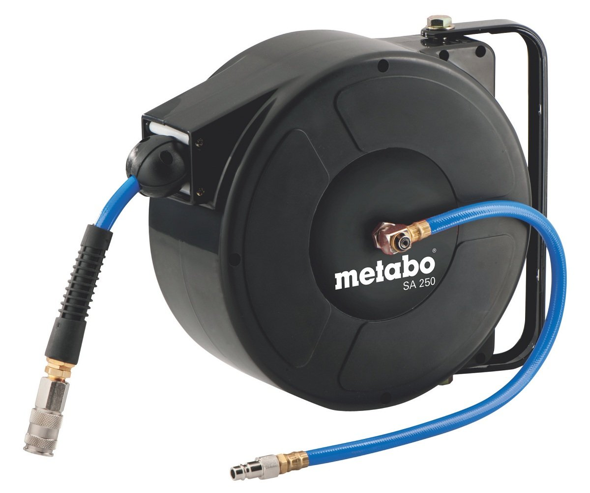 Metabo 6.28820.00 Schlauchaufroller automatisch SA 250 628820000