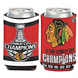 Chicago Blackhawks Stanley Cup Champions Can Koozie