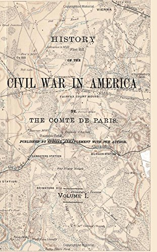 Download History of the Civil War in America Vol 1 pdf
