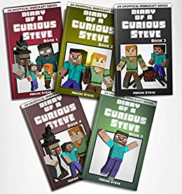 Diary Curious Steve Complete Books ebook product image