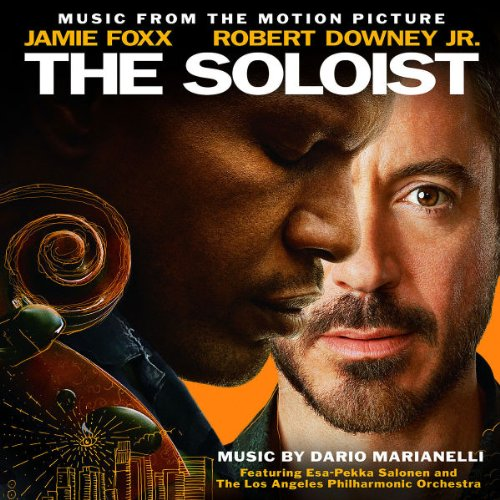 the soloist novel
