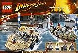 LEGO Indiana Jones Venice Canal Chase (7197)