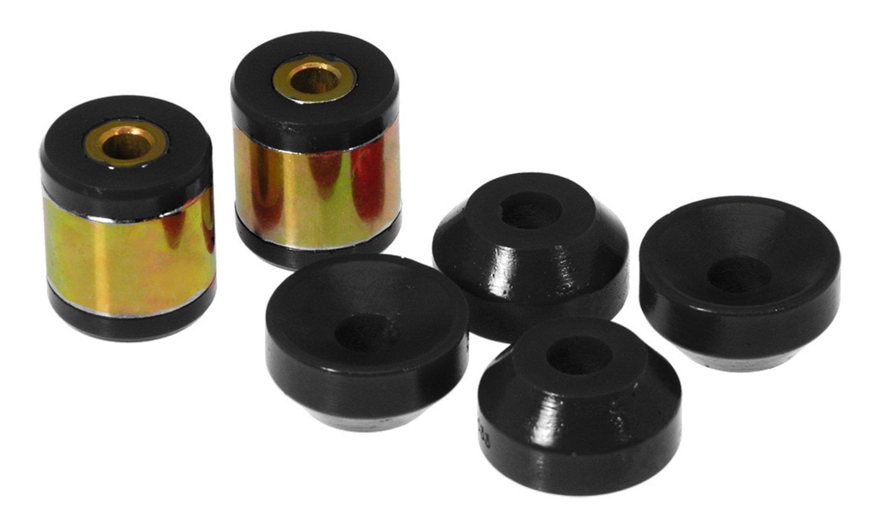 Prothane 8-904-BL Black Rear Shock Bushing Kit by Prothane