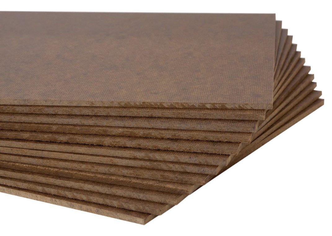 Jack Richeson High Density Tempered Hardboard(12 pack) ,  6x12