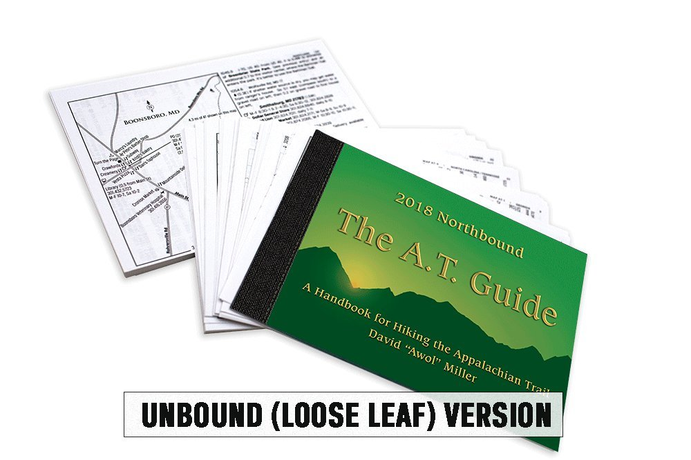 The A.T. Guide Northbound Unbound 2018 PDF