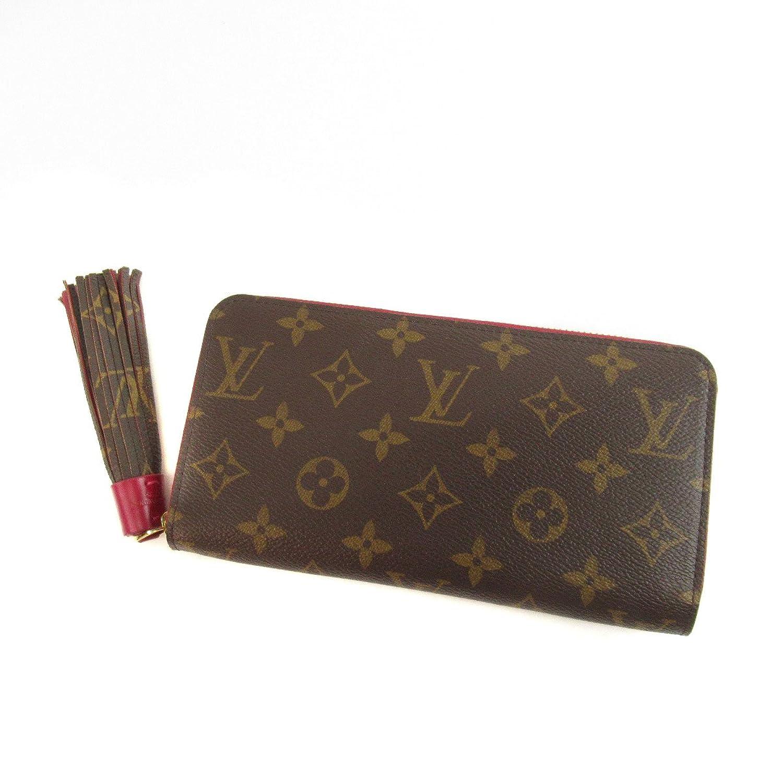 [ルイヴィトン] ジッピー ウォレット フリンジ付き 長財布(小銭入れあり) モノグラムキャンバス レディース B07B4R1W25