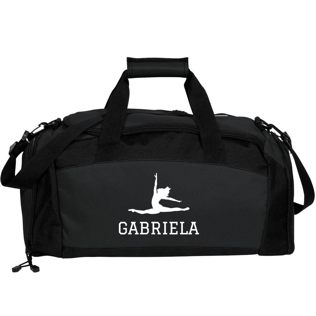 Gabriela Dance Bag Gift: Port & Company Gym Duffel Bag by FUNNYSHIRTS.ORG (Image #1)
