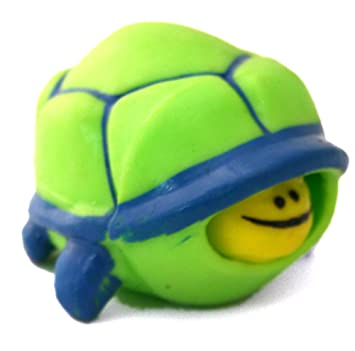 Pop Head Squeeze Turtle  Colour May Vary Amazoncouk Toys  Games