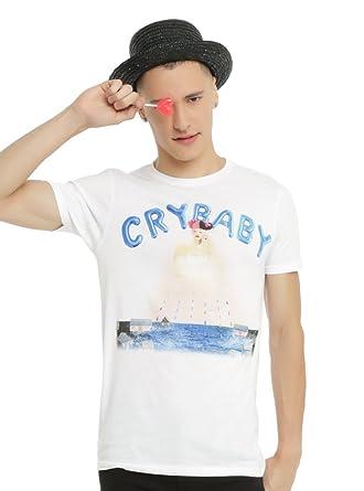 Amazon.com: Hot Topic Melanie Martinez Cry Baby T-Shirt: Clothing