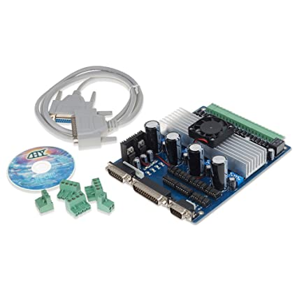 UCONTRO CNC Router 4 AXIS TB6560 3 5A Stepper Motor Driver Board Support  MACH3,KCAM4,EMC2