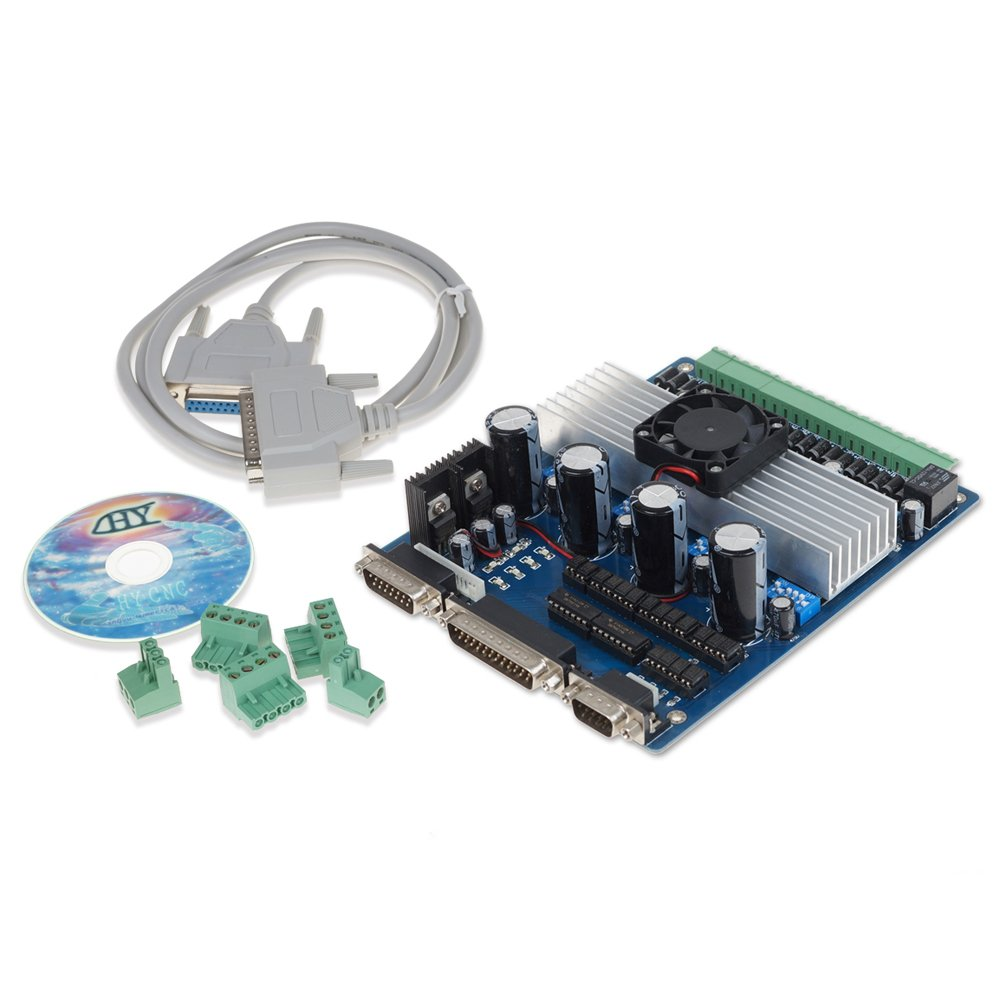 UCONTRO CNC Router 4 AXIS TB6560 3.5A Stepper Motor Driver Board Support MACH3,KCAM4,EMC2