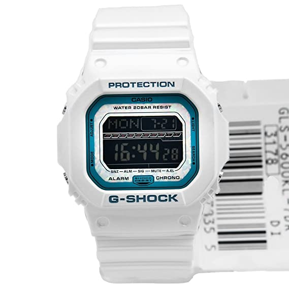 CASIO GLS-5600KL-7 GLS5600KL - Reloj digital de pared (G-SHock