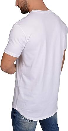QULAXITY XVI Camisa de Hombre Oversize Long Fit