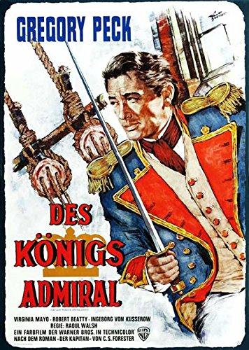 Captain Horatio Hornblower R.N. German Poster