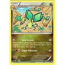 Pokemon - Vibrava (109/160) - XY Primal Clash