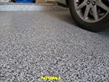 Armor Granite Garage Floor Epoxy Kit 2000 Square Feet