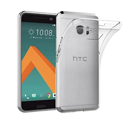Amazon.com: HTC 10 Caso, EasyAcc HTC 10 Soft TPU Case ...