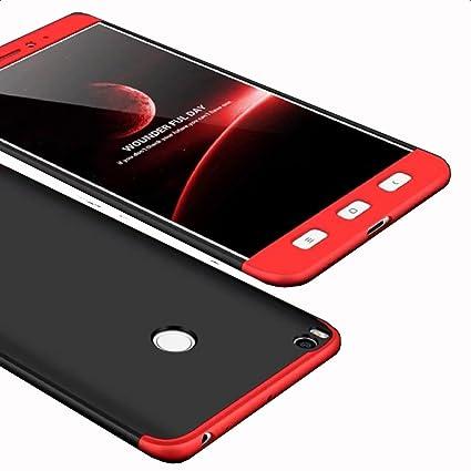 Amazon.com: Xiaomi Mi Max 2 Caso, ranyi [Full Body 3 en 1 ...