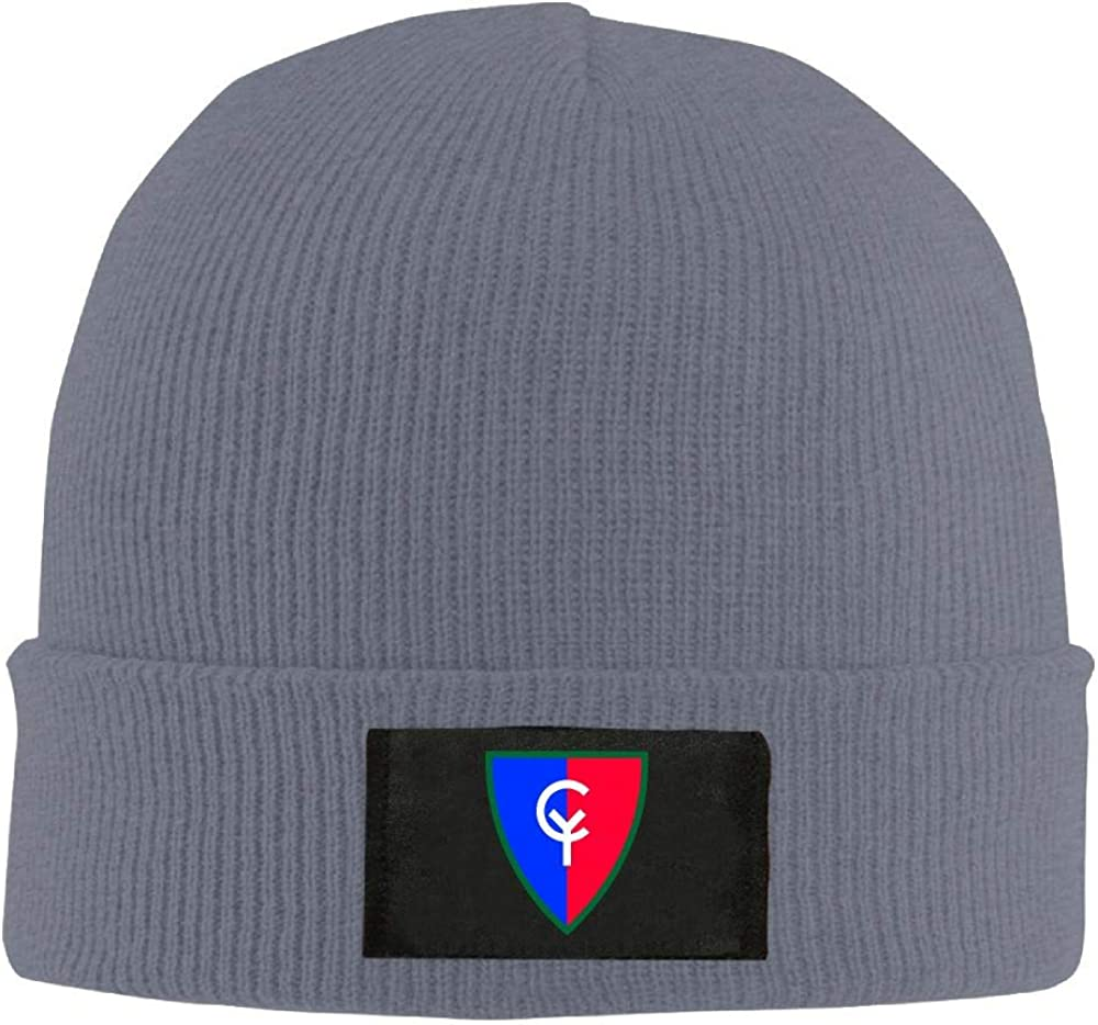 FORDSAN CP Proud Army 38th Infantry Division Mens Beanie Cap Skull Cap Winter Warm Knitting Hats.