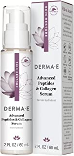 product image for Derma E Advanced Peptide and Collagen Serum, 2.0 ounces. Pack of 2