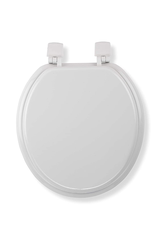 legno 46.5/x 36.5/x 6/cm bianco Croydex Sit tight Windemere sedile WC