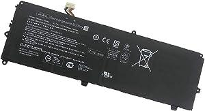 BOWEIRUI JI04XL HSTNN-UB7E (7.7V 47.04Wh 6110mAh) Laptop Battery Replacement for Hp Elite X2 1012 G2 Elite X2 1012 G2-1LV76EA Series JI04XL 901307-541 901247-855 JI04047XL