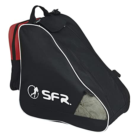 SFR BAG004 - Funda para patines de ruedas, color negro