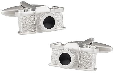 Very Amazon.com: Cuff-Daddy Camera Photographer 35mm Cufflinks with  CT74