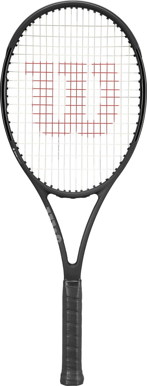 Wilson(ウイルソン) 硬式 テニスラケット PRO STAFF 97L CV / 97LS / RF97 AUTOGRAPH (プロスタッフ97 ブラック) [フレームのみ] グリップサイズG1  B01J2UOT5A