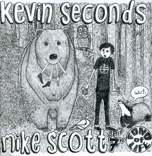 DVD : Kevin Seconds & Mike Scott - Kevin Seconds & Mike Scott (United Kingdom - Import)