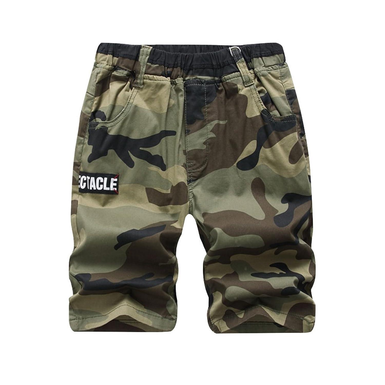 Outlet YoungSoul Pantalones cortos de carga para niño 3f88590f7d0ac