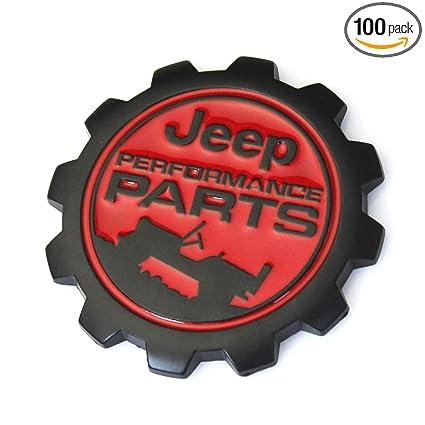 Jeep Performance Parts >> Amazon Com Auto Car Jeep Performance Parts 75 Th Emblem